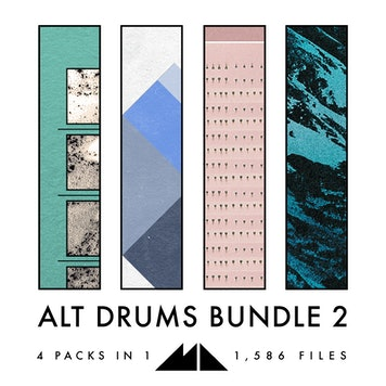 Alt Drums Bundle 2