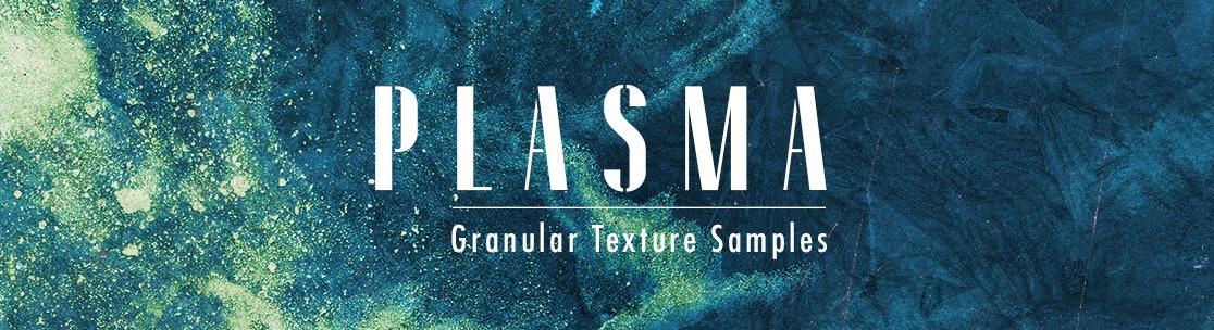 Plasma Granular Texture Samples