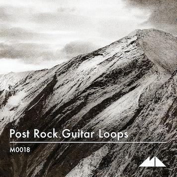 Post Rock Guitar Loops