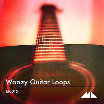 Woozy Guitar Loops